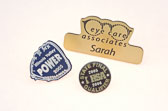 Engraved Badges